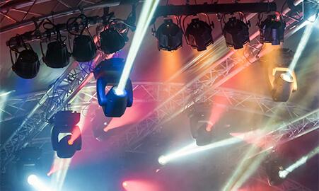 各種イベントやコンサートなどの輸送事業